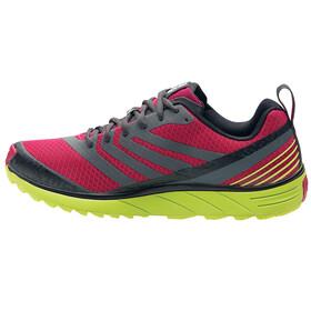 PEARL iZUMi E:Motion Trail N2 V2 Shoes Women Cerise/Lime Punch